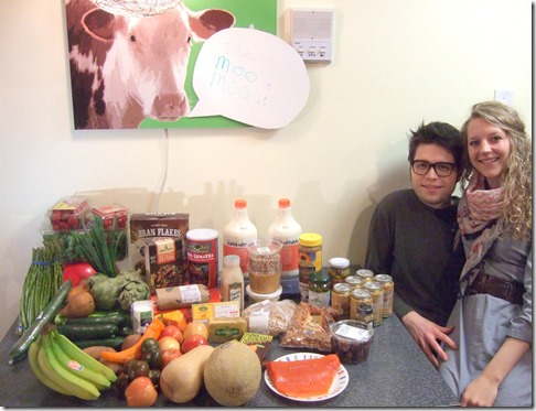 Week of food 1