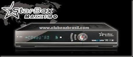 STARBOX MAXXIMO HD IKS NOVA ATUALIZAÇÃO - V 2.23 - 25.07.2014