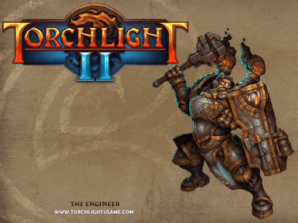 Torchlight 2 wallpaper Engineer