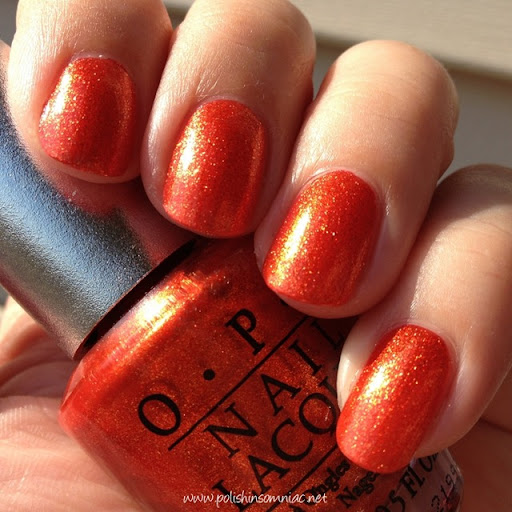 OPI DS Luxurious 2