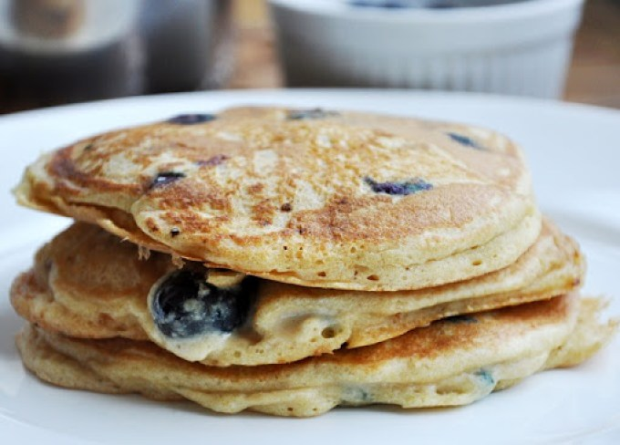 blueberry pancakes 045