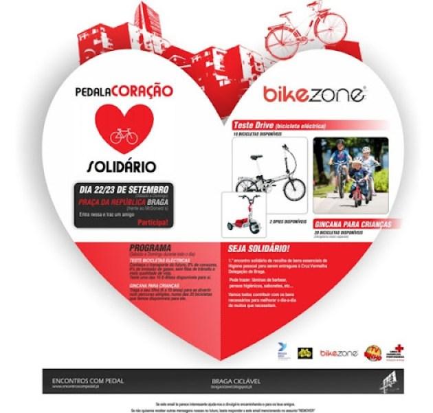 Pedala Coração Solidário - Encontros com Pedal