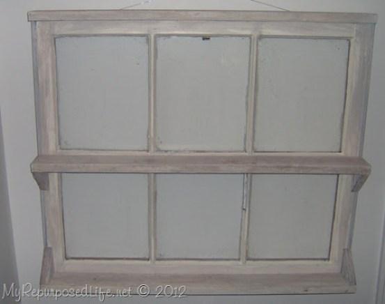 repurposed window