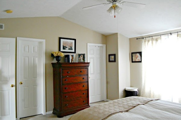 Bleeker Beige by Benjamin Moore - Favorite Paint Color