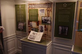 There is a museum dedicated to Ike on board.