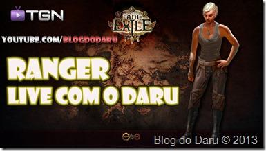 Path of Exile - Ranger Live com o Daru