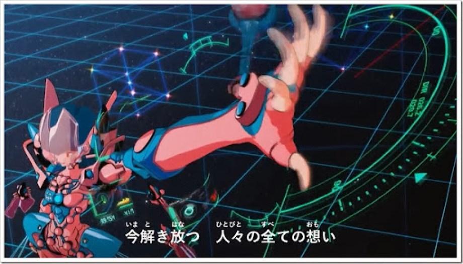 Mirai Mitsuko Harima Sakura - fripSide anime_22