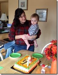 age 1 cake