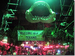 Moby Dick's welcomes Winter Texans, Port Aransas, TX