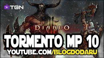 Diablo 3 - Level Tormento - MP10 Gameplay