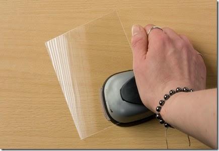 Shrink plastic button tutorial