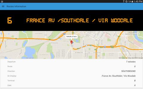 Twin Cities Metro Transit screenshot 7