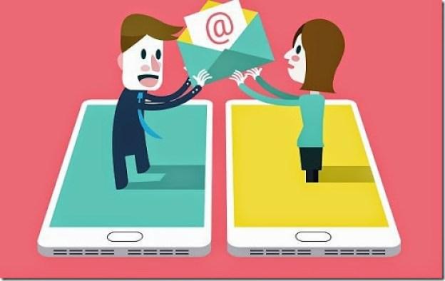 cara mudah mengatur email masuk akun gmail dan yahooo