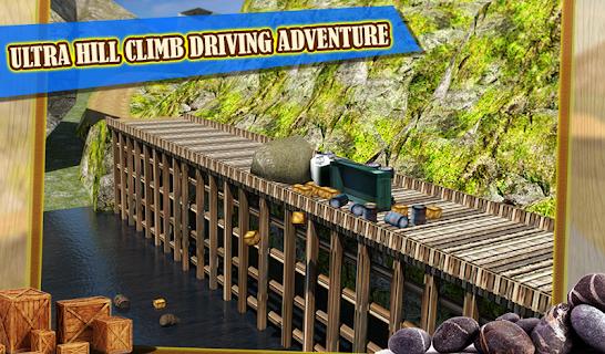 4x4 Hill Driver 3D Free screenshot 11