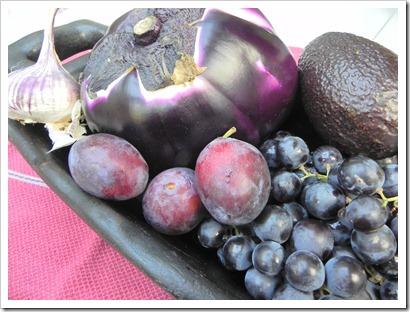Prosperosa Aubergines & Purple fruits