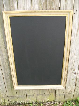 easy chalkboard