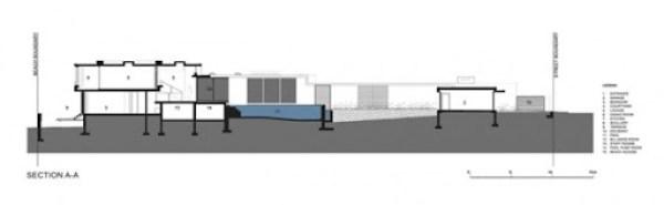 seccion-Casa-de-playa-contemporánea-Voelklip-de-SAOTA-ANTONI-ASOCIADOS