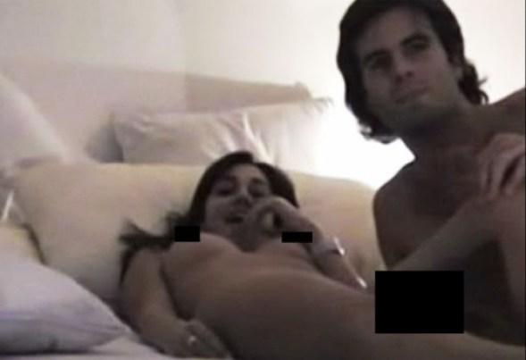 Video porno de Belen Rodríguez y Tobias Blanco