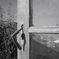 old wooden door at Cherhana in vama veche | Fuji X10