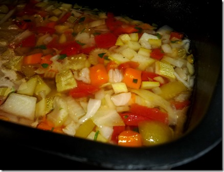 Mira las verduras