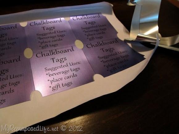 Silhouette Foil Paper (4a)