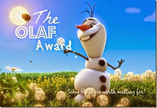 Olaf Award Banner