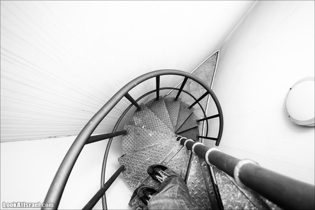 LookAtIsrael.com - Маяк Тель Авива | Tel Aviv Lighthouse