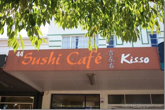 Sushi Cafe Kisso