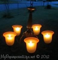 brown chandelier remake-candelabra