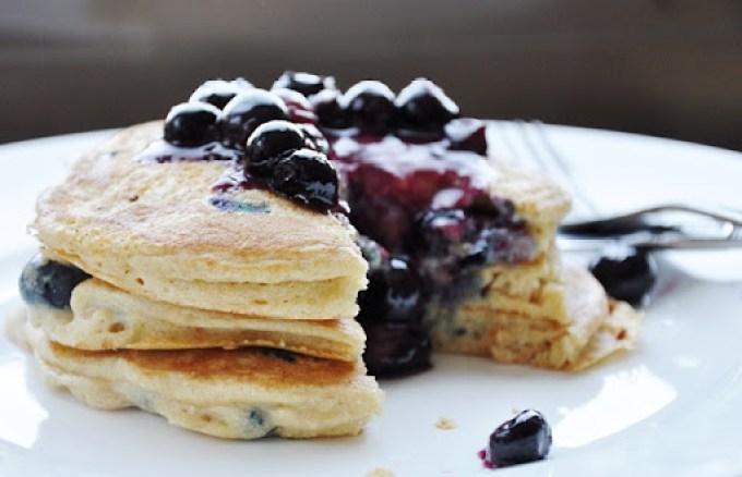 blueberry pancakes 150
