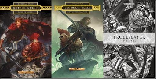 Gotrek and felix civilian reader gotrekfelix alsoavailablenew fandeluxe Image collections
