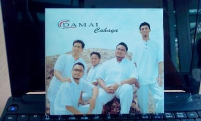 Cover album kumpulan nasyid damai