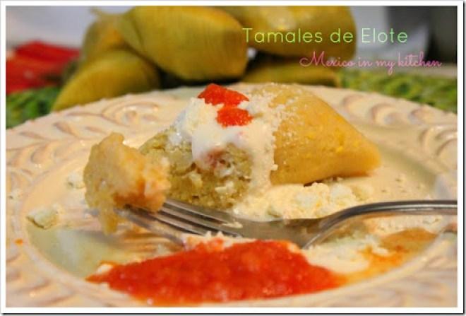 Tamales de Elote Sweet Corn Tamales1