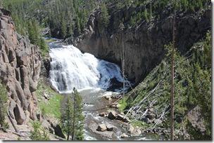 Gibbon Falls, 84 feet, Yellowstone NP
