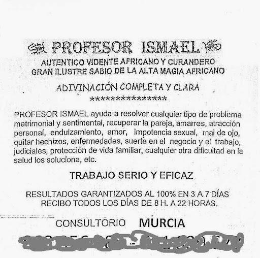 Profesor Ismael