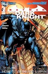 P00001 - Batman The Dark Knight #1