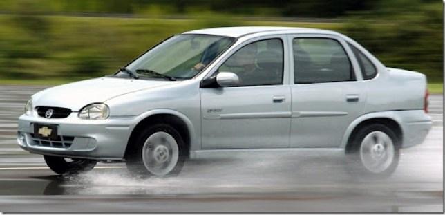 Novo Chevrolet Classic 1.0 VHC Flexpower 2006. X06CH_CL003BR