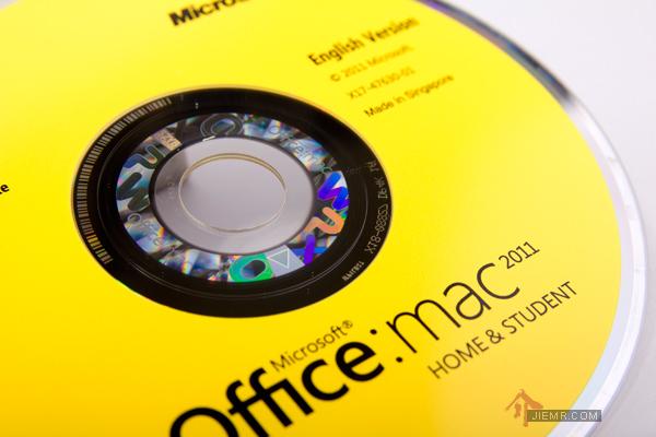 MacOffice開箱