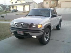 1998 Mazda BSeries Pickup Extended Cab Specifications