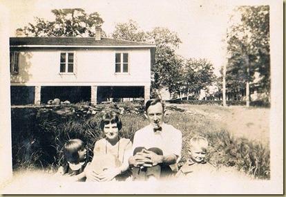 Annie, Naomi, Arlie, and Billy (Alfords