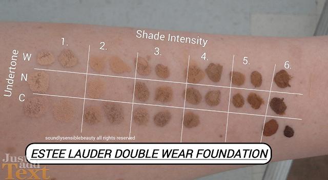 Wear Beige Ivory Foundation Estee Lauder Double 3n1