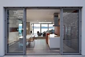 Interiorismo cocina moderna integrada