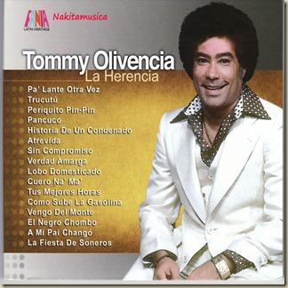 La Herencia - Tommy Olivencia