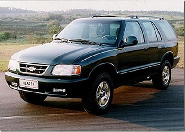 Chevrolet Blazer VII