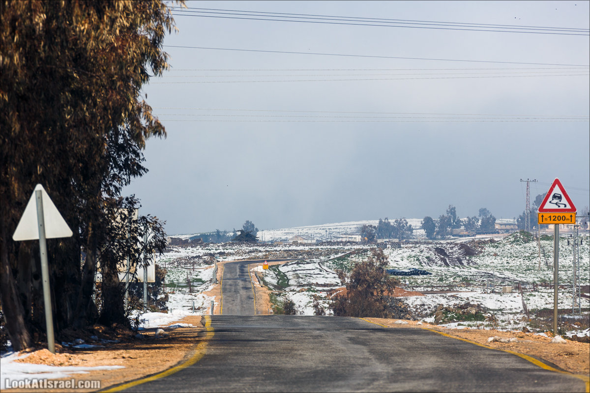 LookAtIsrael.com | Снег в Израиле, Голанские высоты и Галилея | Snow in Israel, Golan Heights and Galilee | שלג בישראל, רמת הגולן וגליל