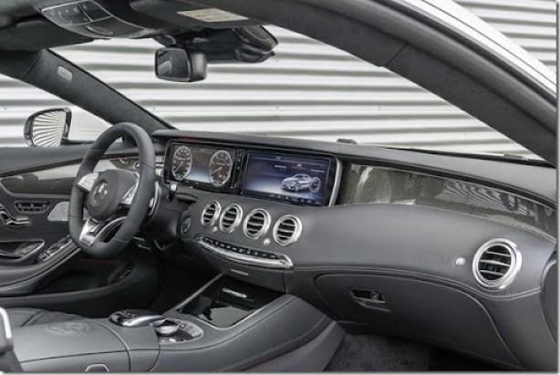 Mercedes-Benz S 63 AMG Coupé  (C 217) 2014
