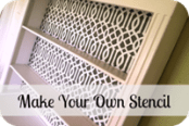 Make Your Own Stencil