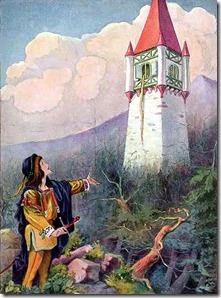 442px-Johnny_Gruelle_illustration_-_Rapunzel_-_Project_Gutenberg_etext_11027