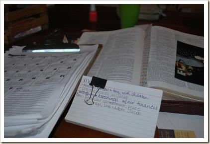 bible time