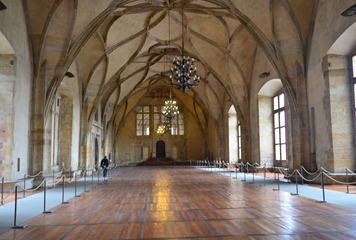 Vladislav Hall in the Royal Palace